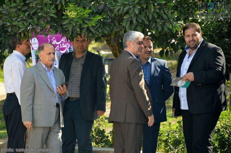 مراسم افتتاح پروژه های عمرانی شهرداری لاهیجان 11 - مراسم افتتاح پروژه های عمرانی شهرداری لاهیجان
