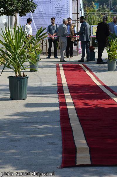 مراسم افتتاح پروژه های عمرانی شهرداری لاهیجان 13 - مراسم افتتاح پروژه های عمرانی شهرداری لاهیجان