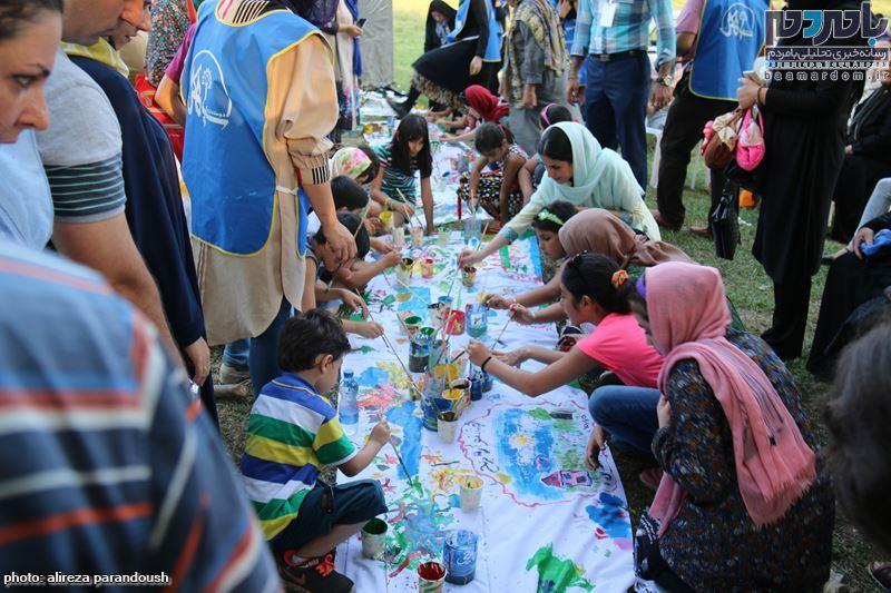 نخستین جشنواره برنج در سیاهکل 100 - نخستین جشنواره شکرانه برداشت برنج در سیاهکل برگزار شد