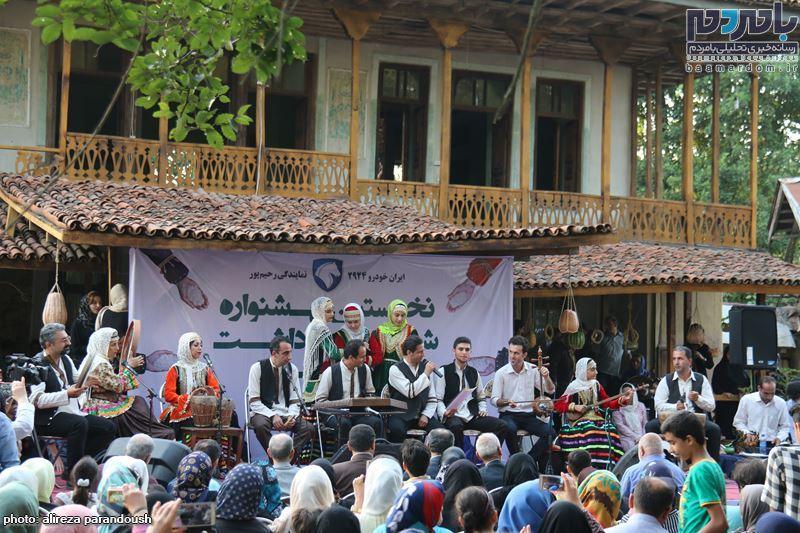 نخستین جشنواره برنج در سیاهکل 104 - نخستین جشنواره شکرانه برداشت برنج در سیاهکل برگزار شد