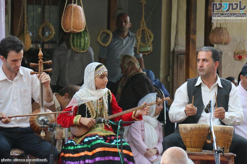 نخستین جشنواره برنج در سیاهکل 107 - نخستین جشنواره شکرانه برداشت برنج در سیاهکل برگزار شد