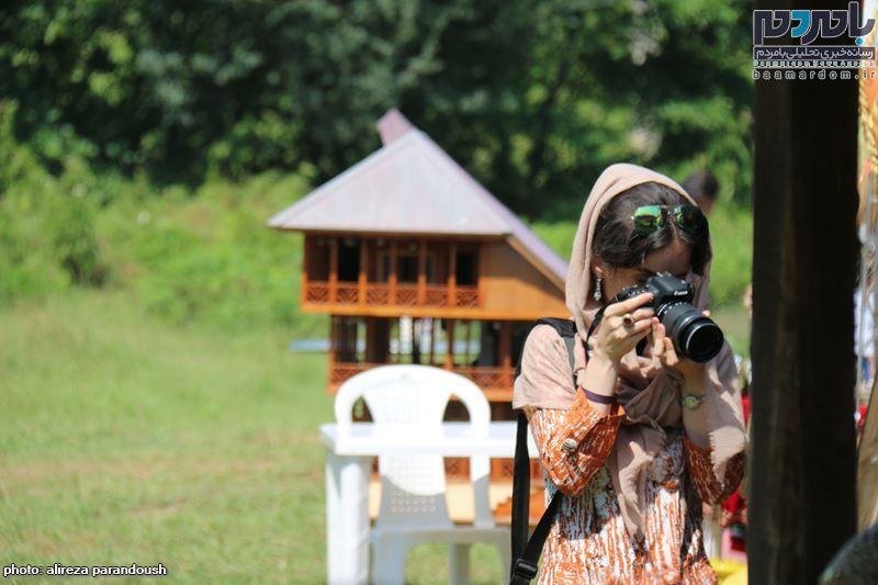 نخستین جشنواره برنج در سیاهکل 12 - نخستین جشنواره شکرانه برداشت برنج در سیاهکل برگزار شد