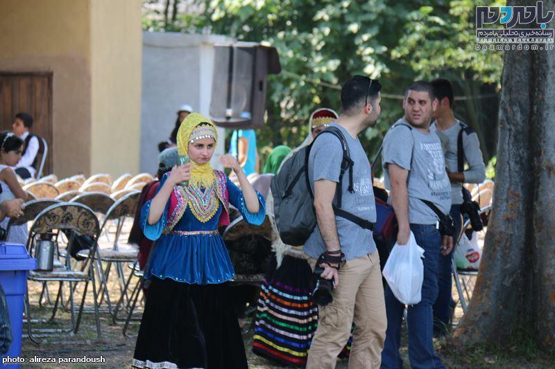 نخستین جشنواره برنج در سیاهکل 14 - نخستین جشنواره شکرانه برداشت برنج در سیاهکل برگزار شد