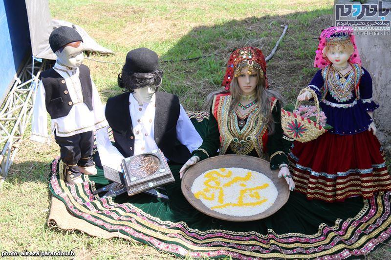 نخستین جشنواره برنج در سیاهکل 16 - نخستین جشنواره شکرانه برداشت برنج در سیاهکل برگزار شد
