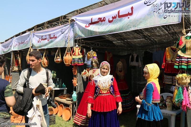 نخستین جشنواره برنج در سیاهکل 17 - نخستین جشنواره شکرانه برداشت برنج در سیاهکل برگزار شد