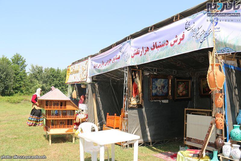نخستین جشنواره برنج در سیاهکل 18 - نخستین جشنواره شکرانه برداشت برنج در سیاهکل برگزار شد