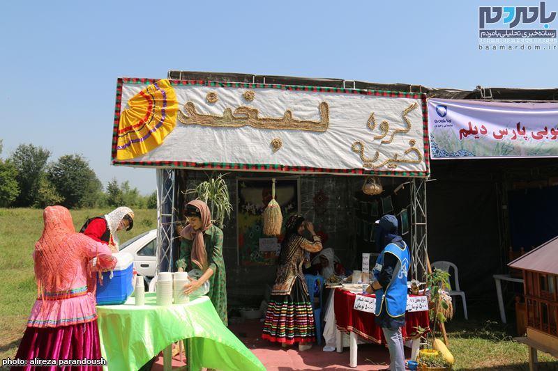نخستین جشنواره برنج در سیاهکل 19 - نخستین جشنواره شکرانه برداشت برنج در سیاهکل برگزار شد