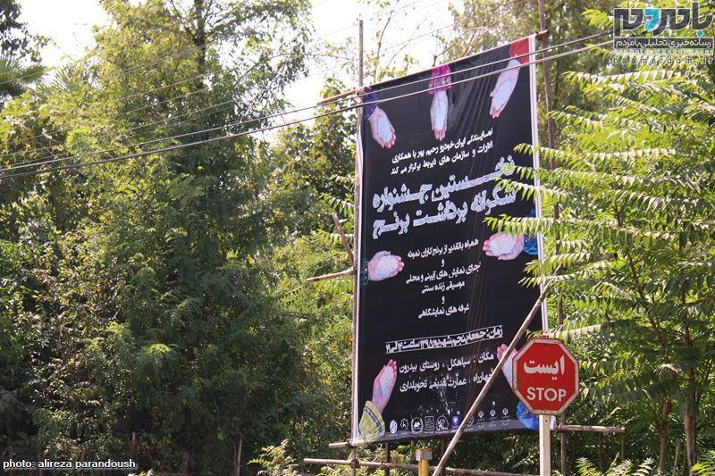 نخستین جشنواره برنج در سیاهکل 2 - نخستین جشنواره شکرانه برداشت برنج در سیاهکل برگزار شد