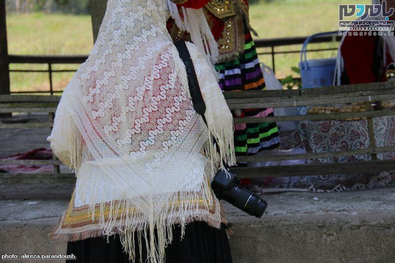 نخستین جشنواره برنج در سیاهکل 21 - نخستین جشنواره شکرانه برداشت برنج در سیاهکل برگزار شد
