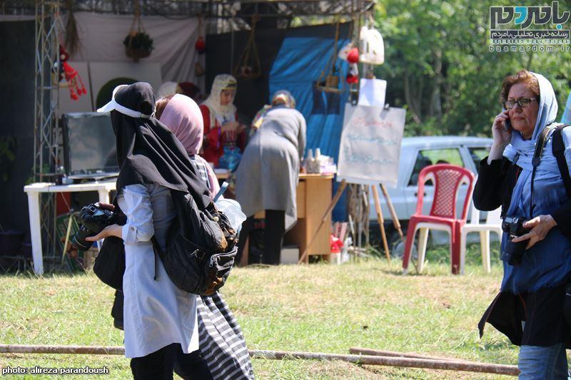نخستین جشنواره برنج در سیاهکل 24 - نخستین جشنواره شکرانه برداشت برنج در سیاهکل برگزار شد