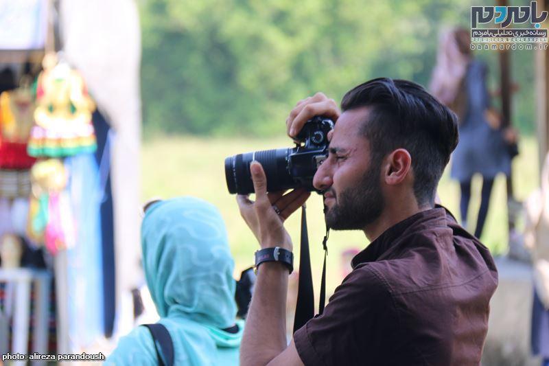 نخستین جشنواره برنج در سیاهکل 25 - نخستین جشنواره شکرانه برداشت برنج در سیاهکل برگزار شد