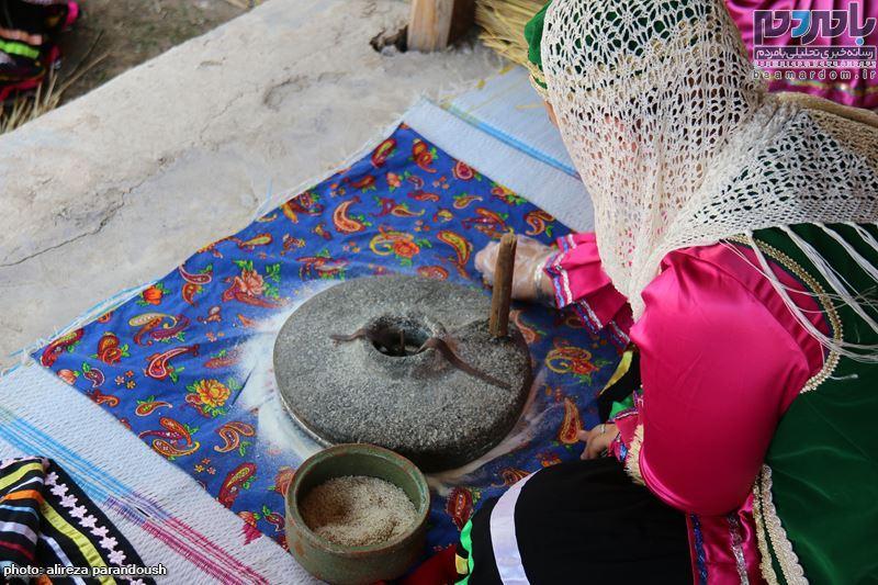 نخستین جشنواره برنج در سیاهکل 35 - نخستین جشنواره شکرانه برداشت برنج در سیاهکل برگزار شد