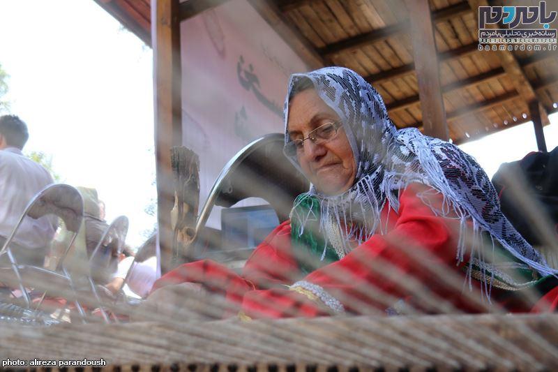 نخستین جشنواره برنج در سیاهکل 37 - نخستین جشنواره شکرانه برداشت برنج در سیاهکل برگزار شد