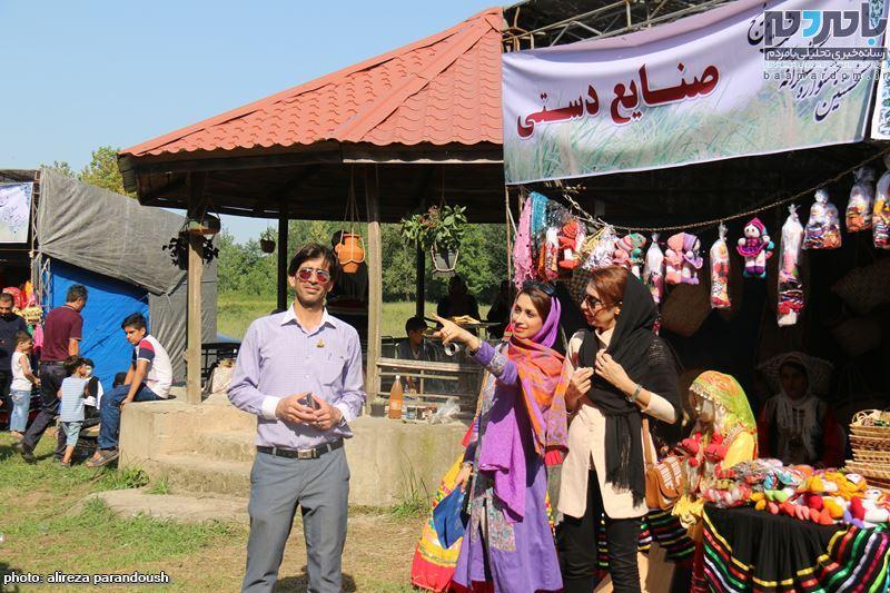 نخستین جشنواره برنج در سیاهکل 41 - نخستین جشنواره شکرانه برداشت برنج در سیاهکل برگزار شد