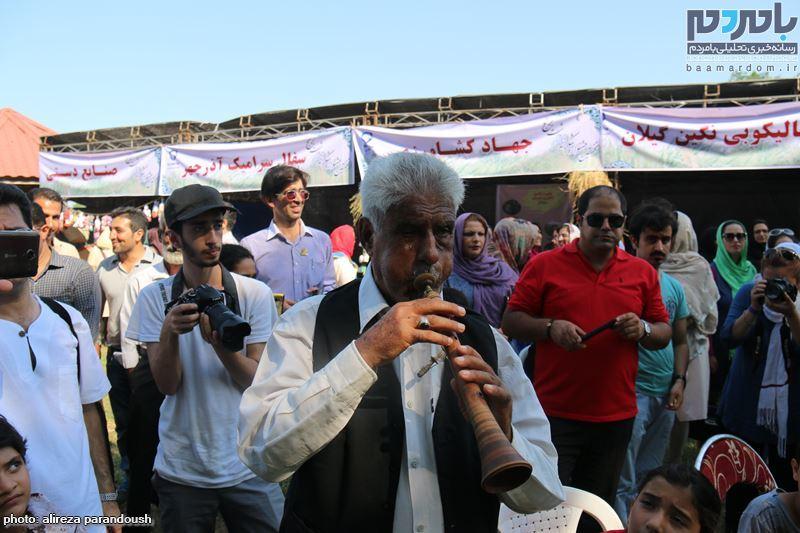 نخستین جشنواره برنج در سیاهکل 42 - نخستین جشنواره شکرانه برداشت برنج در سیاهکل برگزار شد
