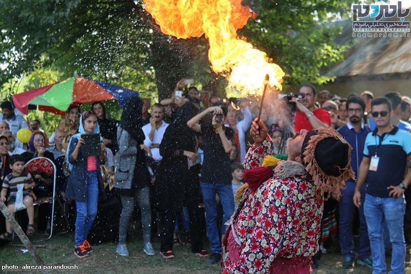 نخستین جشنواره برنج در سیاهکل 43 - نخستین جشنواره شکرانه برداشت برنج در سیاهکل برگزار شد