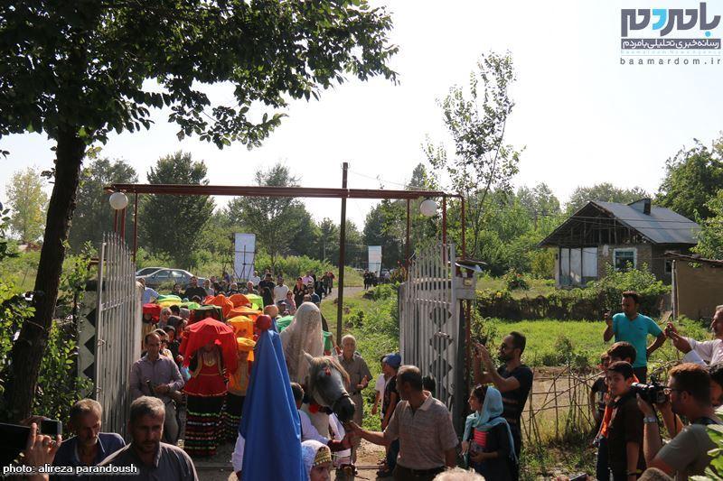 نخستین جشنواره برنج در سیاهکل 47 - نخستین جشنواره شکرانه برداشت برنج در سیاهکل برگزار شد