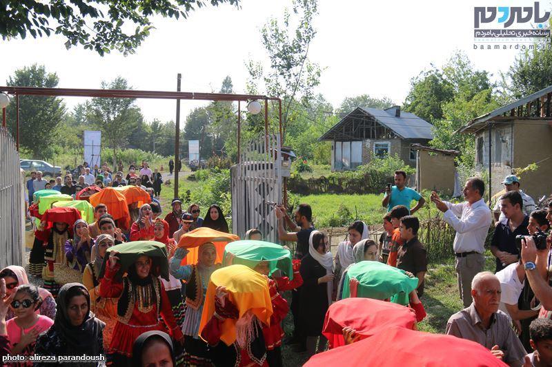 نخستین جشنواره برنج در سیاهکل 48 - نخستین جشنواره شکرانه برداشت برنج در سیاهکل برگزار شد