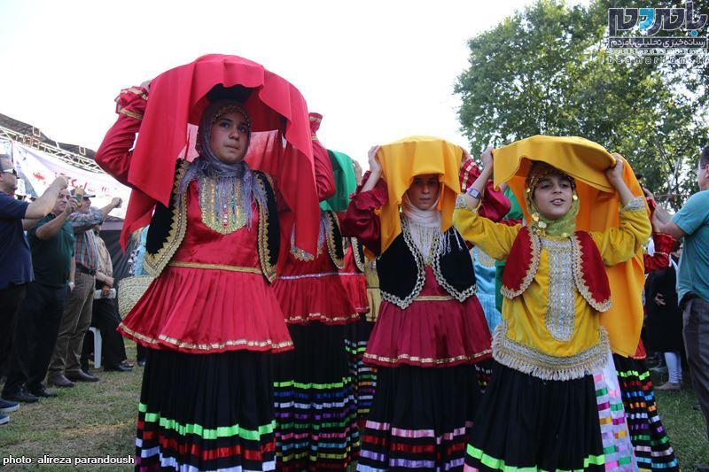 نخستین جشنواره برنج در سیاهکل 49 - نخستین جشنواره شکرانه برداشت برنج در سیاهکل برگزار شد