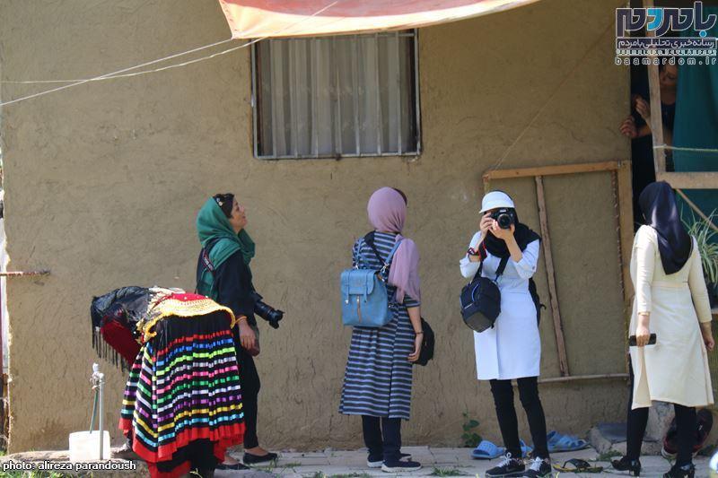 نخستین جشنواره برنج در سیاهکل 5 - نخستین جشنواره شکرانه برداشت برنج در سیاهکل برگزار شد