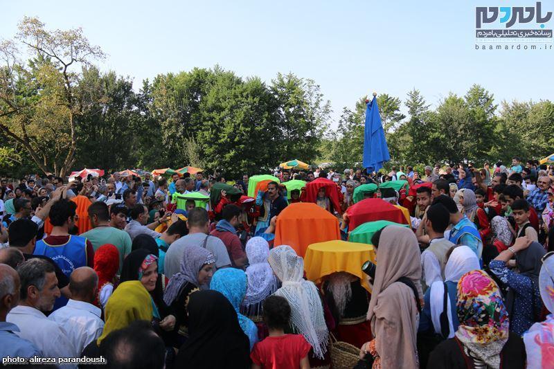 نخستین جشنواره برنج در سیاهکل 51 - نخستین جشنواره شکرانه برداشت برنج در سیاهکل برگزار شد