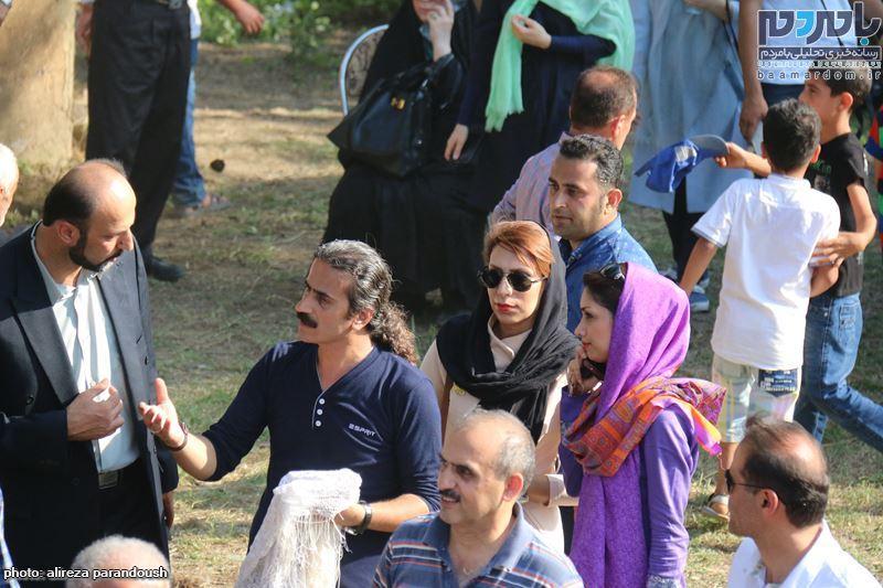 نخستین جشنواره برنج در سیاهکل 57 - نخستین جشنواره شکرانه برداشت برنج در سیاهکل برگزار شد
