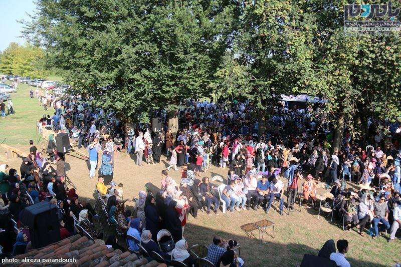 نخستین جشنواره برنج در سیاهکل 58 - نخستین جشنواره شکرانه برداشت برنج در سیاهکل برگزار شد
