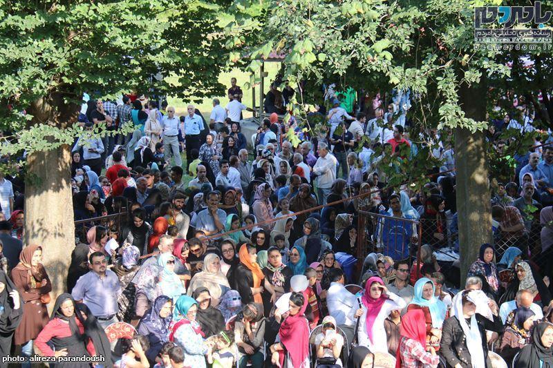 نخستین جشنواره برنج در سیاهکل 59 - نخستین جشنواره شکرانه برداشت برنج در سیاهکل برگزار شد