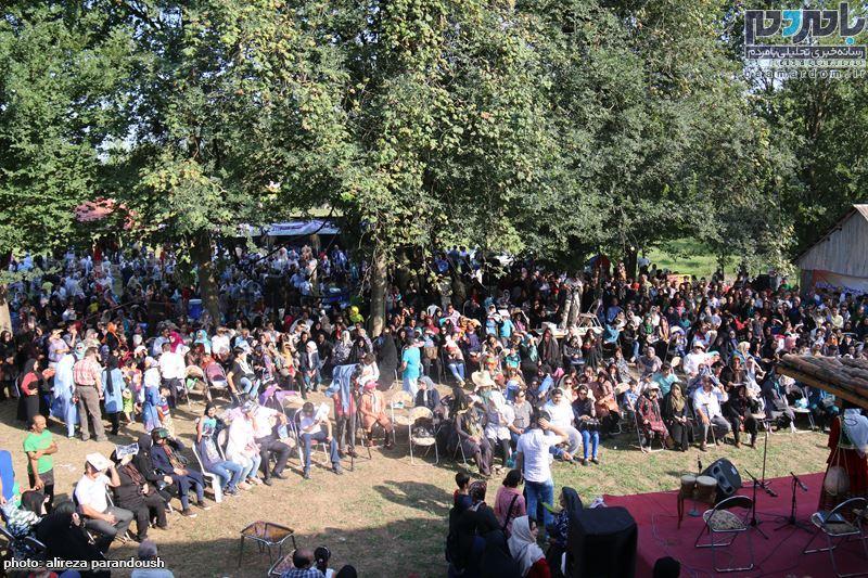 نخستین جشنواره برنج در سیاهکل 60 - نخستین جشنواره شکرانه برداشت برنج در سیاهکل برگزار شد