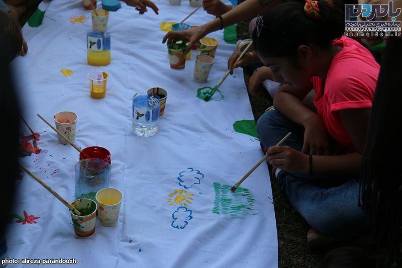 نخستین جشنواره برنج در سیاهکل 84 - نخستین جشنواره شکرانه برداشت برنج در سیاهکل برگزار شد
