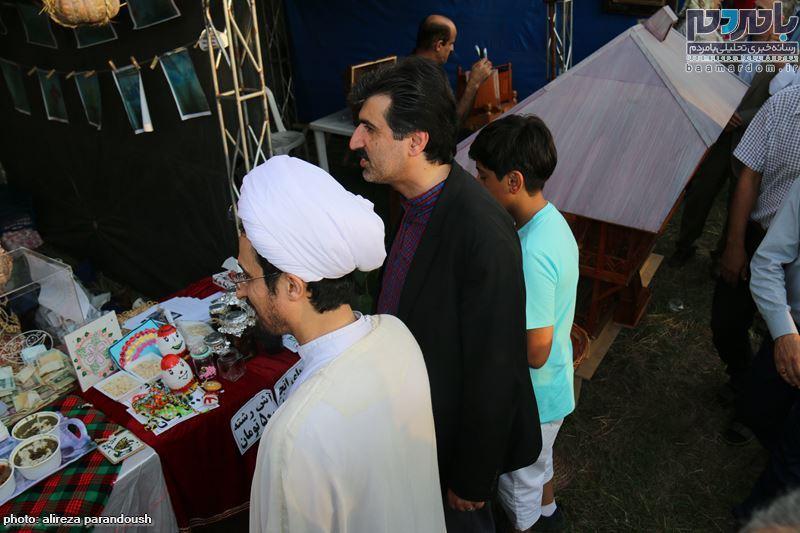 نخستین جشنواره برنج در سیاهکل 93 - نخستین جشنواره شکرانه برداشت برنج در سیاهکل برگزار شد