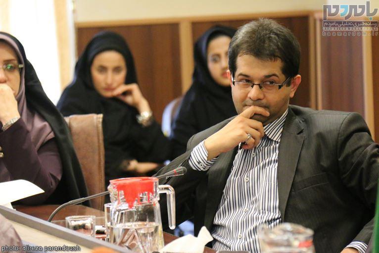 حاجیپور بخشدار سابق لاهیجان، بخشدار کیاشهر شد + تصاویر