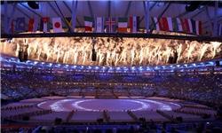 اختتامیه المپیک ۲۰۱۶ ریو + گزارش تصویری