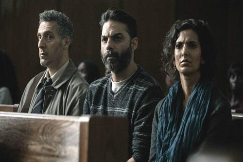 حضور بازیگر ایرانی در سریال آمریکایی «شب» +تصاویر