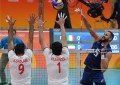 وداع والیبالیست های ایران با المپیک ریو