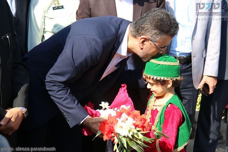 IMG 3917 Copy Copy - مراسم افتتاح پروژه های عمرانی شهرداری لاهیجان
