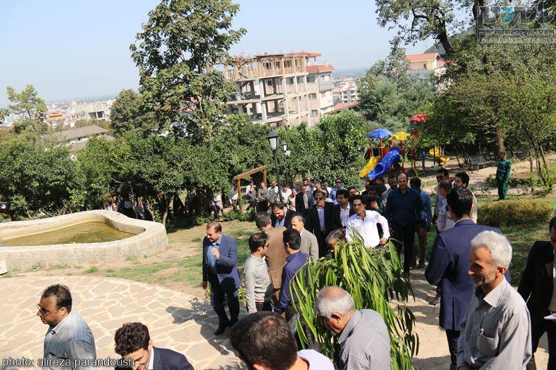 IMG 3933 Copy Copy - مراسم افتتاح پروژه های عمرانی شهرداری لاهیجان