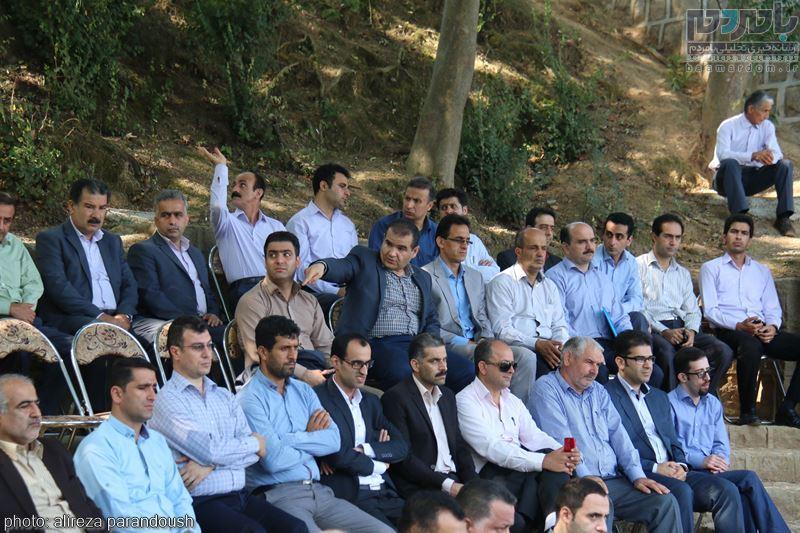 IMG 3964 Copy Copy - مراسم افتتاح پروژه های عمرانی شهرداری لاهیجان