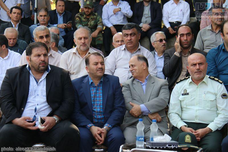 IMG 3981 Copy Copy - مراسم افتتاح پروژه های عمرانی شهرداری لاهیجان