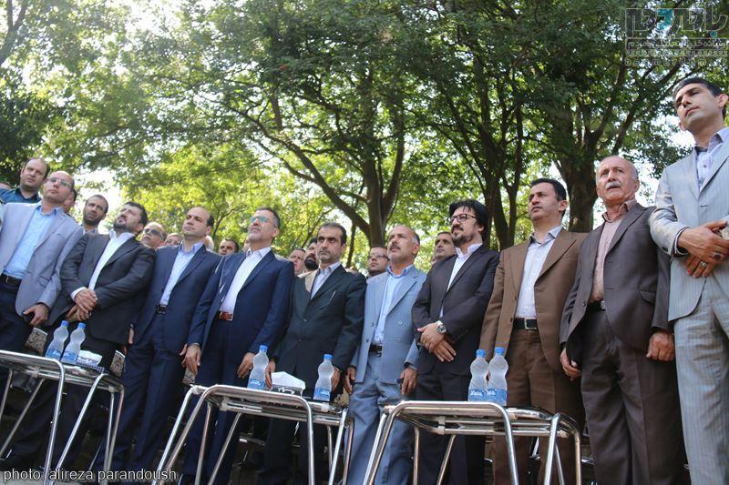IMG 3985 Copy Copy - مراسم افتتاح پروژه های عمرانی شهرداری لاهیجان