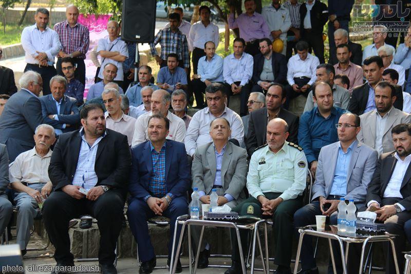 IMG 4060 Copy Copy - مراسم افتتاح پروژه های عمرانی شهرداری لاهیجان