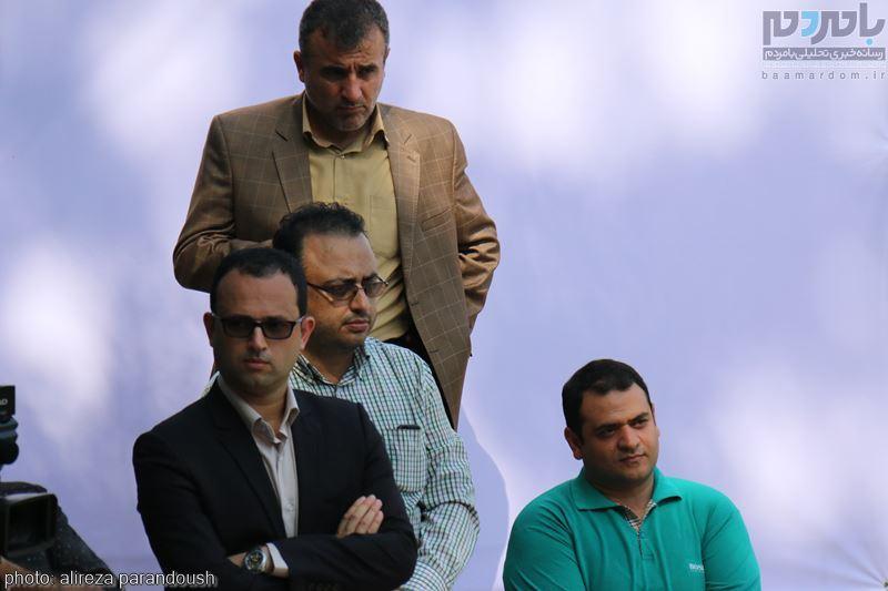 IMG 4105 Copy Copy - مراسم افتتاح پروژه های عمرانی شهرداری لاهیجان