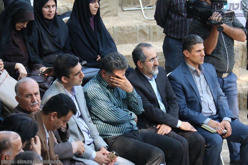 IMG 4110 Copy Copy - مراسم افتتاح پروژه های عمرانی شهرداری لاهیجان