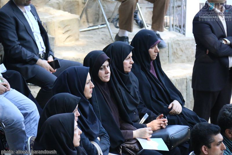 IMG 4123 Copy Copy - مراسم افتتاح پروژه های عمرانی شهرداری لاهیجان