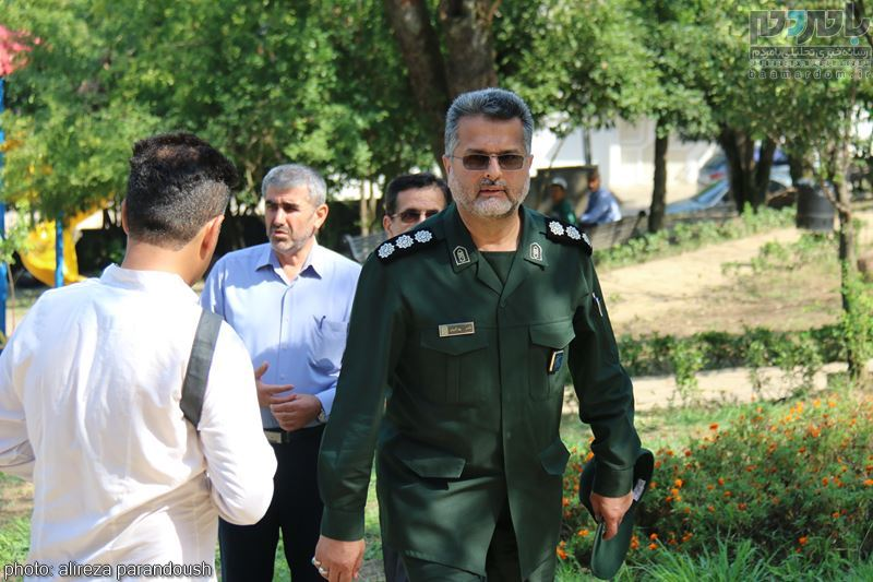 IMG 4160 Copy Copy - مراسم افتتاح پروژه های عمرانی شهرداری لاهیجان