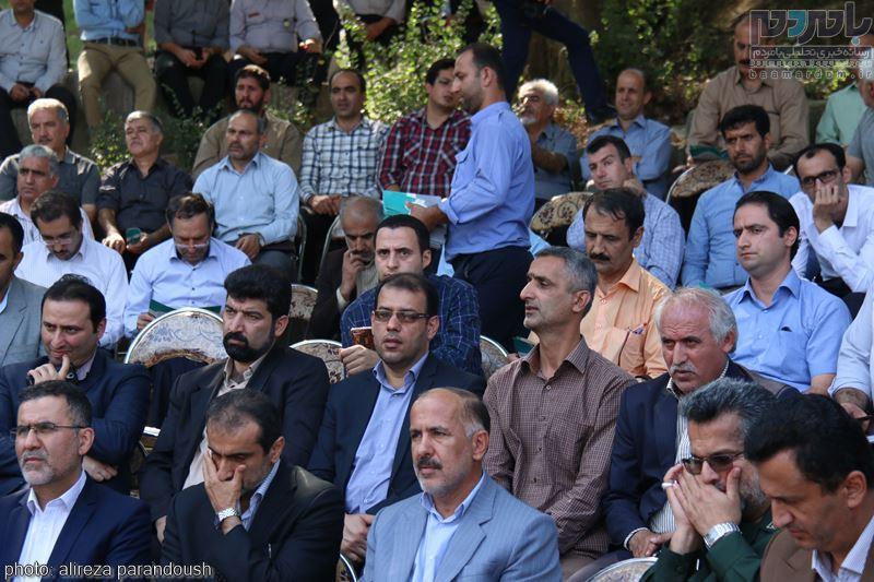 IMG 4188 Copy Copy - مراسم افتتاح پروژه های عمرانی شهرداری لاهیجان