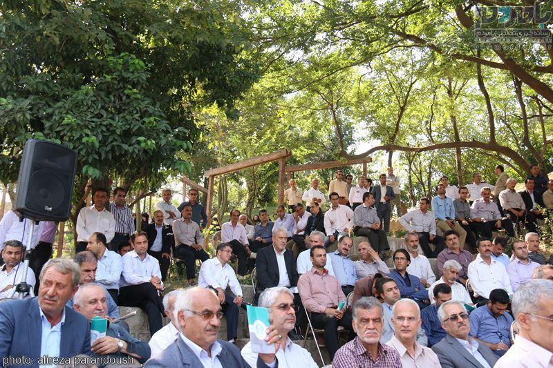 IMG 4227 Copy Copy - مراسم افتتاح پروژه های عمرانی شهرداری لاهیجان