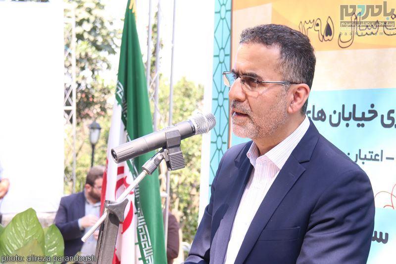 IMG 4235 Copy Copy - مراسم افتتاح پروژه های عمرانی شهرداری لاهیجان