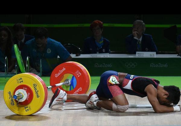 مرگ مادربزرگ تایلندی از فرط خوشحالی کسب مدال المپیک نوه اش+عکس