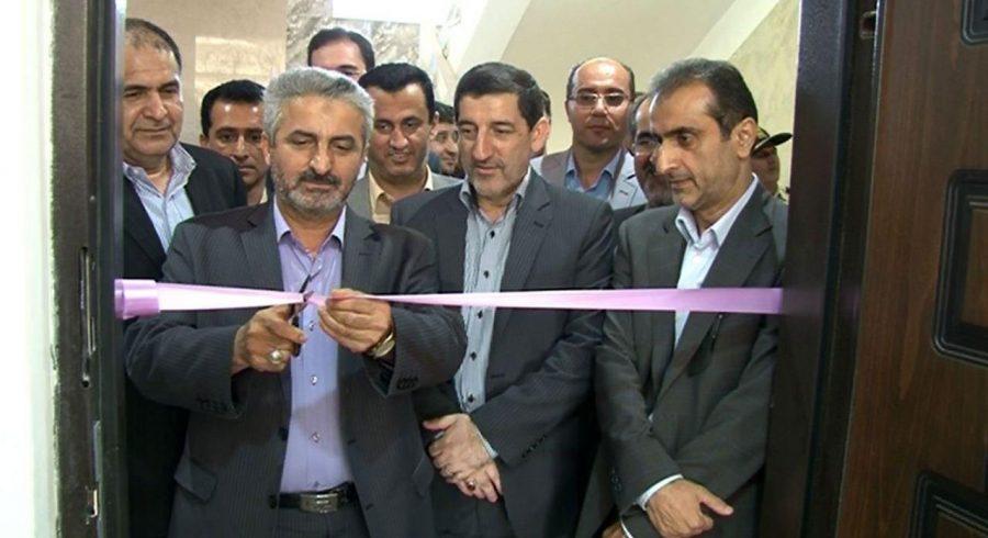 دفتر خبری ایرنا در لاهیجان افتتاح شد + تصاویر